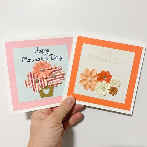 Mother's Day Card - Pretty Lil Things