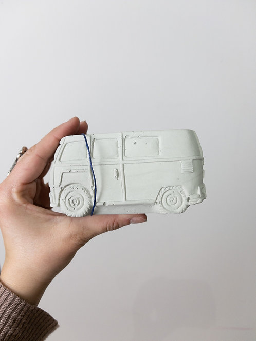 VW Planter - Fletchers Concrete