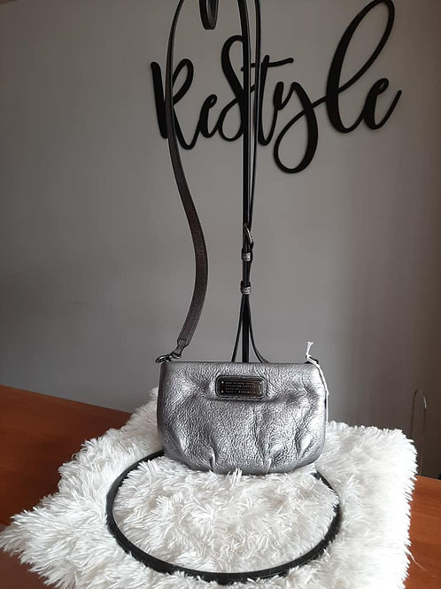 Marc Jacobs Cross Body- Pewter