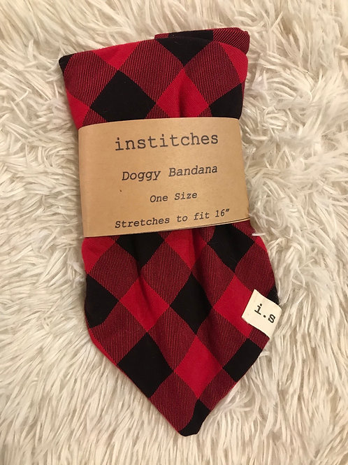Dog Bandana - Institches