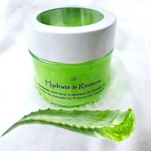 Plant Based Face Cream- Large 4oz