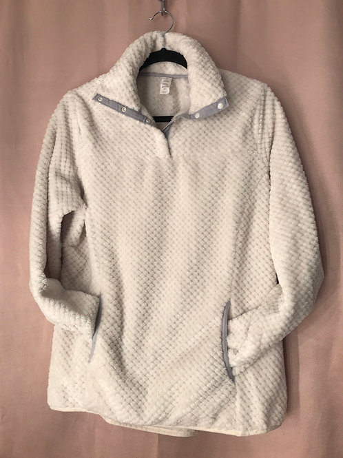 Marika Cozy Fleece Sweater Size L