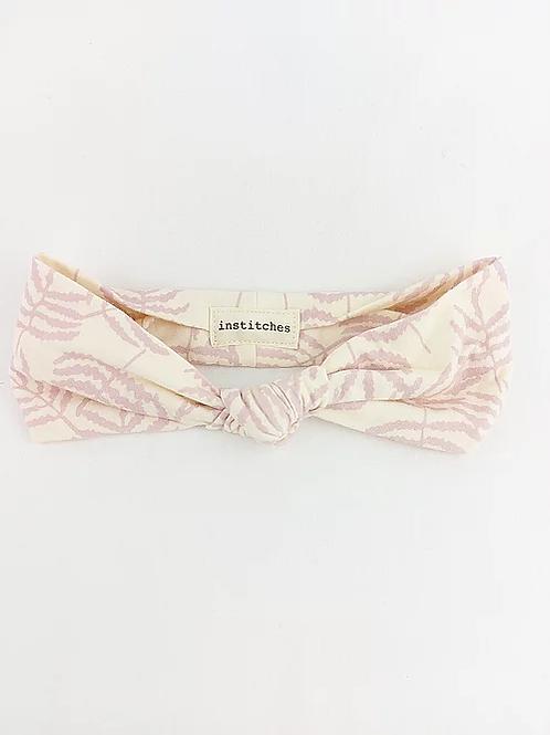 Knotted Headband - Institches -Fern Gully
