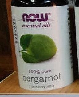 NOW Bergamot Essential Oil
