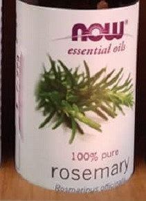 NOW Rosemary Essential Oil