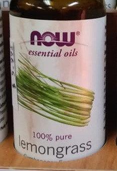 NOW Lemongrass Essential Oil