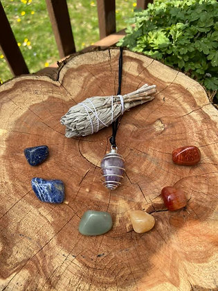 Chakra Interchangeable Necklace