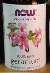 NOW Geranium Essential Oil