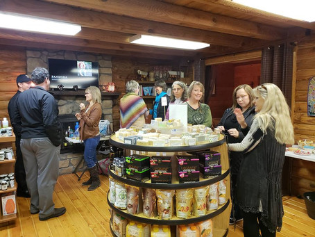 At The Cabin - Open House 1/12/19