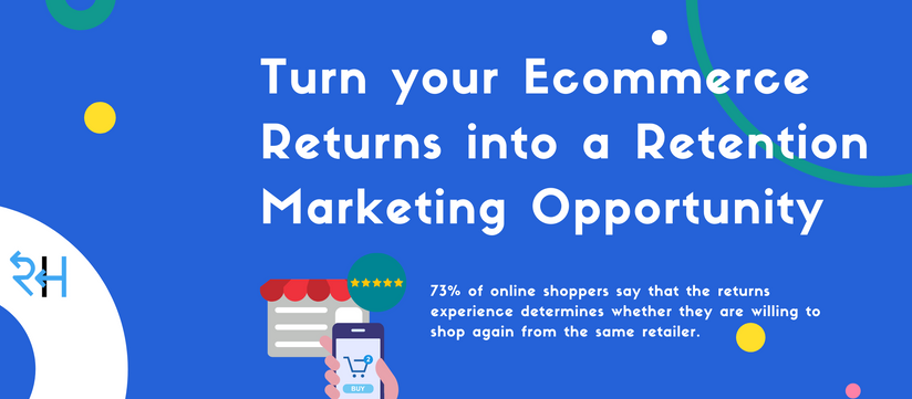 Turn your Ecommerce Returns into a Retention Marketing Opportunity