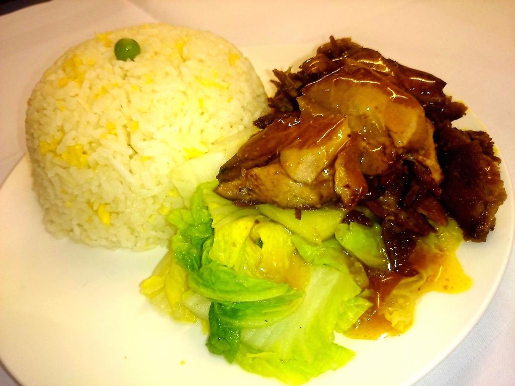 65R. Roast Duck Rice