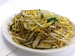 126. Chicken Chow Mein