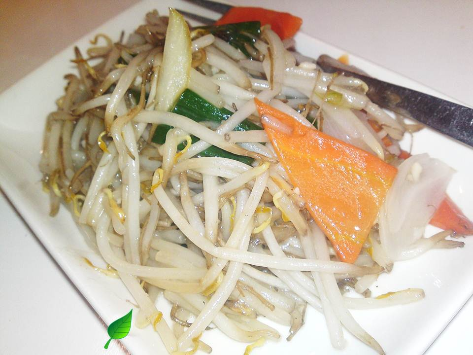 109. Stir Fried Beansprouts
