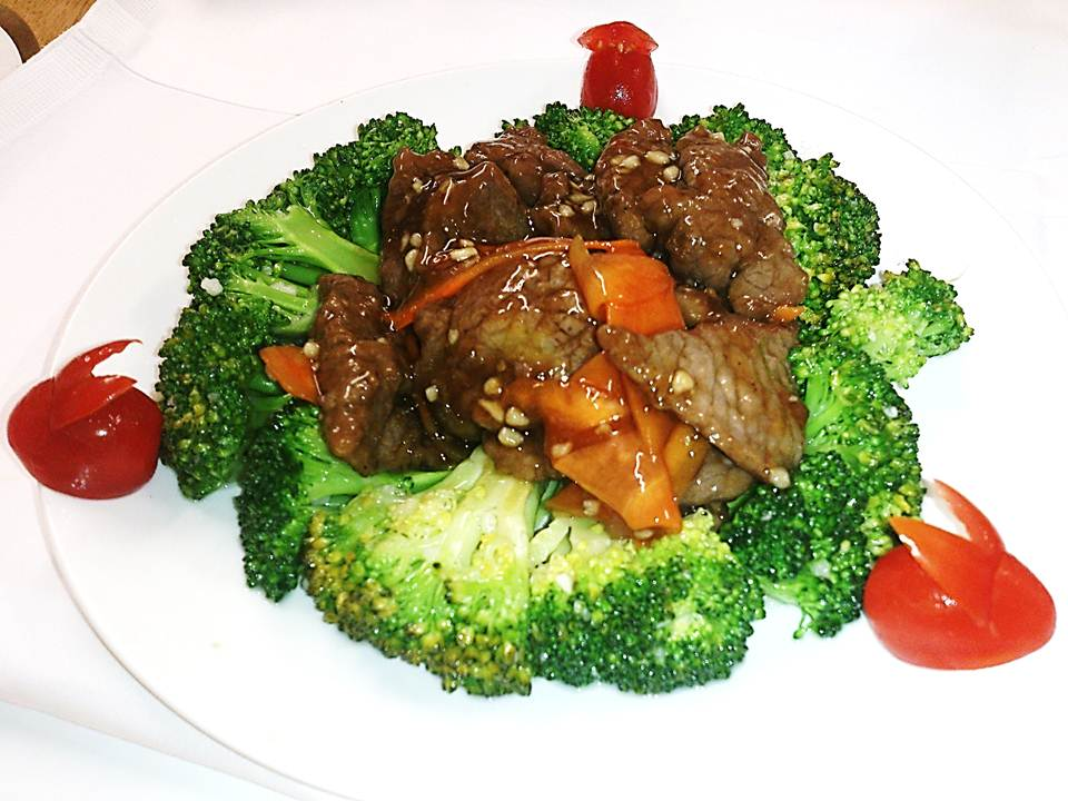 72. Beef and Broccoli