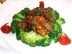 72. Beef and Broccoli