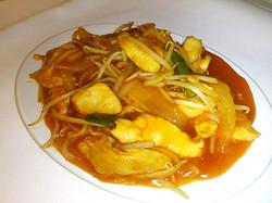 C4. Chicken Chop Suey
