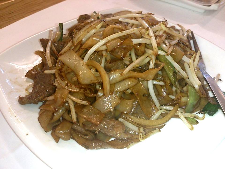 133. Dry Beef Horfun