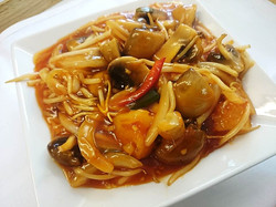 C6. Mushroom Chop Suey