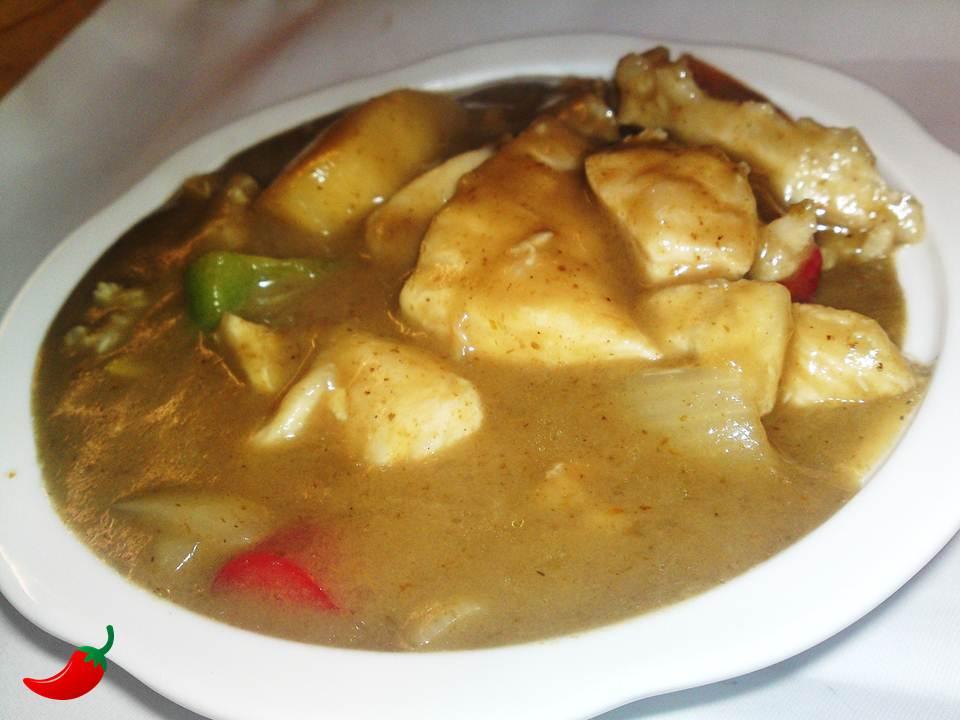 324. Chicken in Thai Green Curry