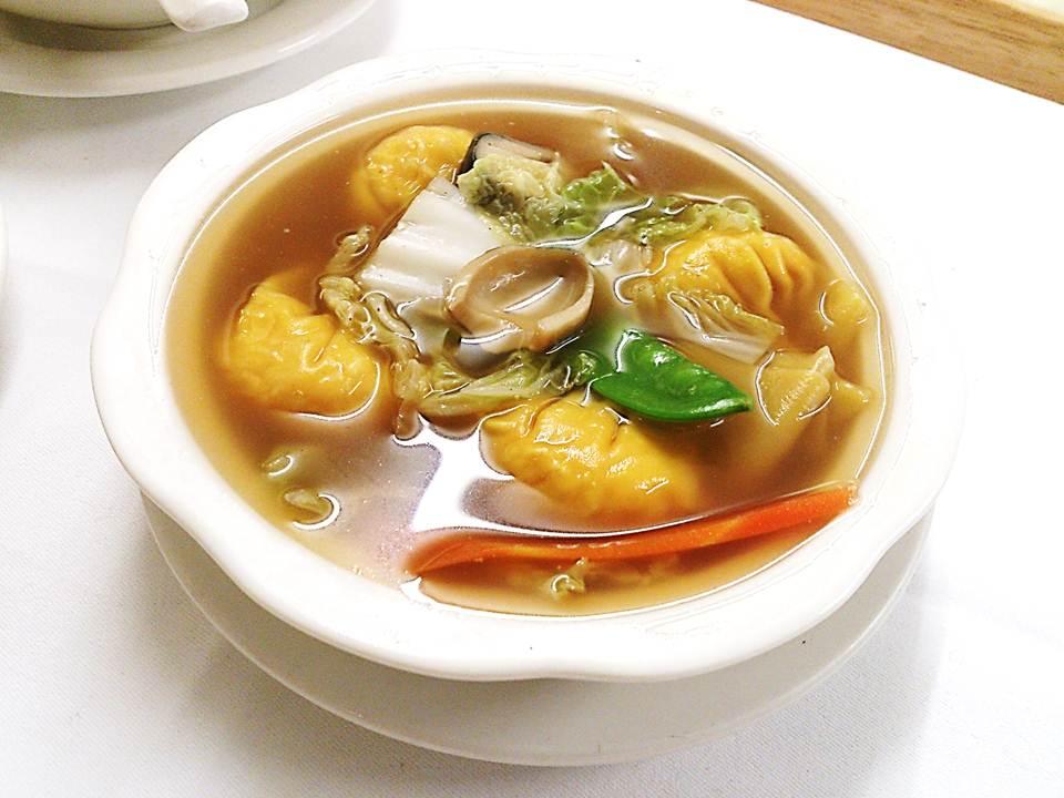 40. Wonton Soup