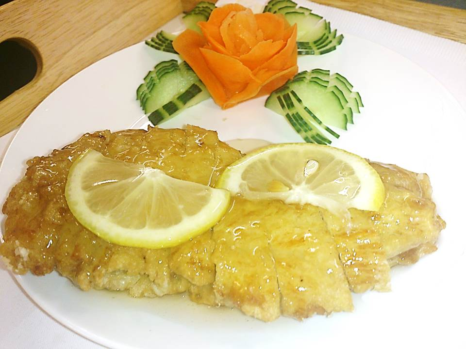 81. Lemon Chicken