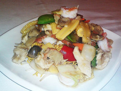 123. Special Chow Mein