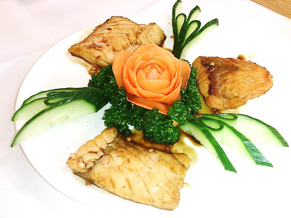 305. Pan Fried Salmon