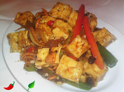 114. Beancurd in Black Bean Sauce