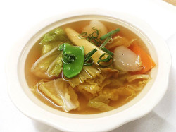 45. Vegetable Soup