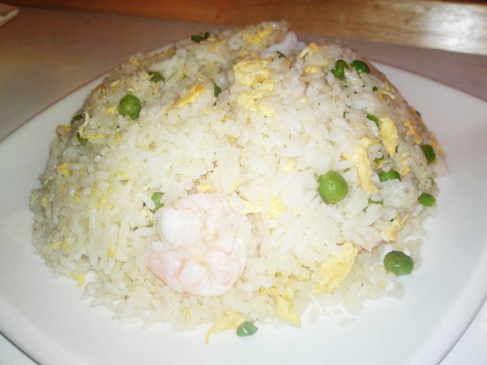 117. King Prawn Fried Rice