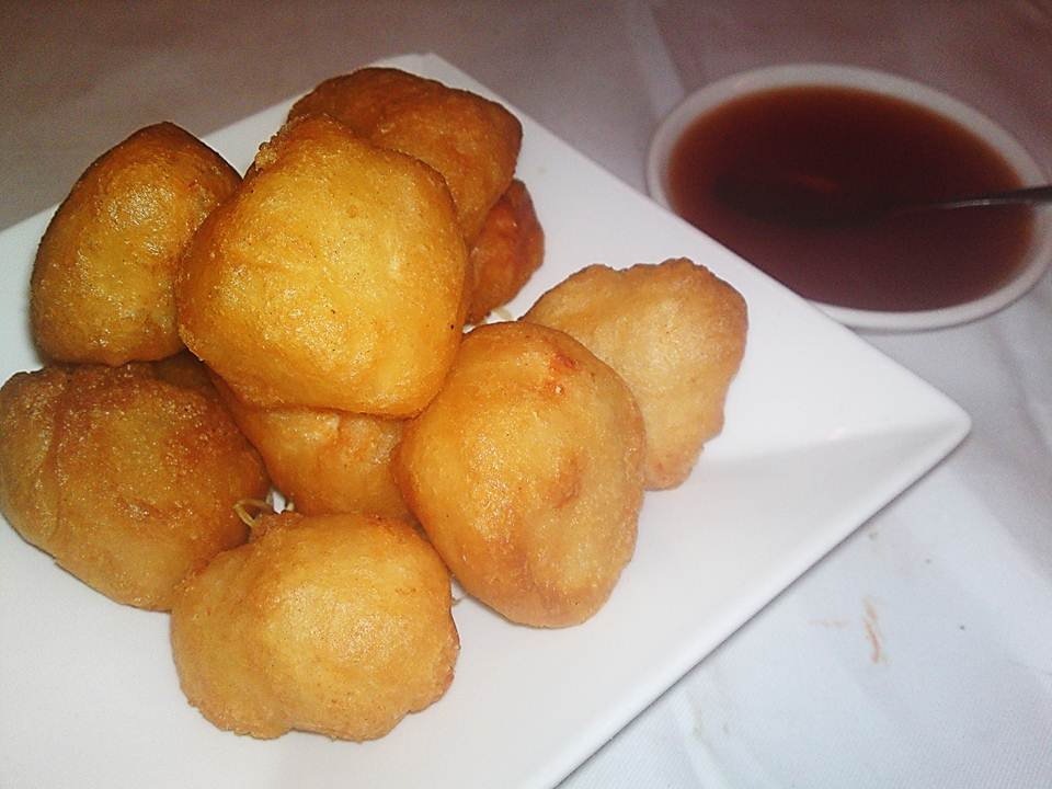 94. Sweet and Sour Chicken Balls