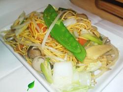 126V. Vegetable Chow Mein
