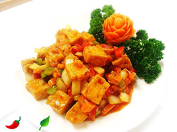 113. Beancurd Szechuan Style