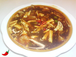 43. Hot and Sour Soup