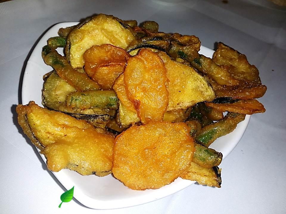24. Vegetable Tempura