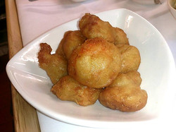 92. Sweet and Sour Prawns Balls