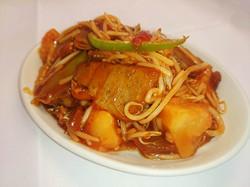 C4. Pork Chop Suey