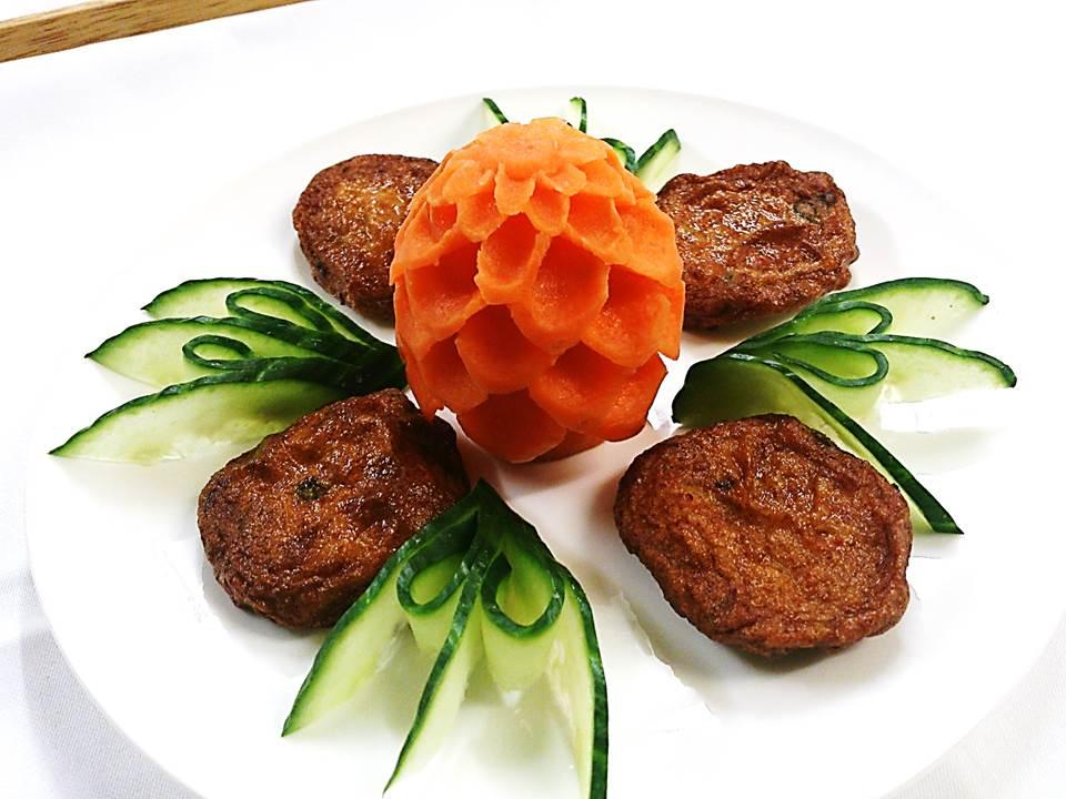 48. Thai Fish Cake