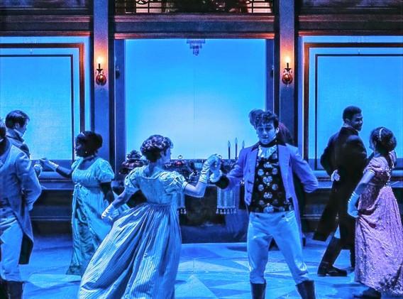 Dancer/Ensemble, Pride and Prejudice