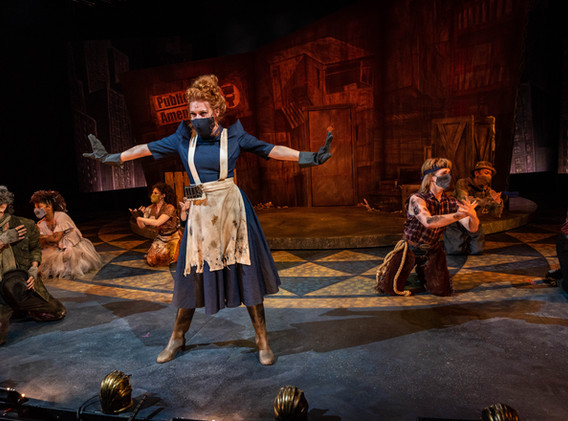 Pennywise, Urinetown