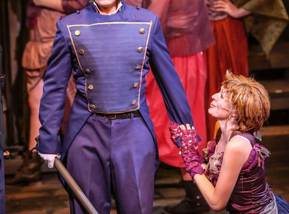 Fantine, Les Miserables