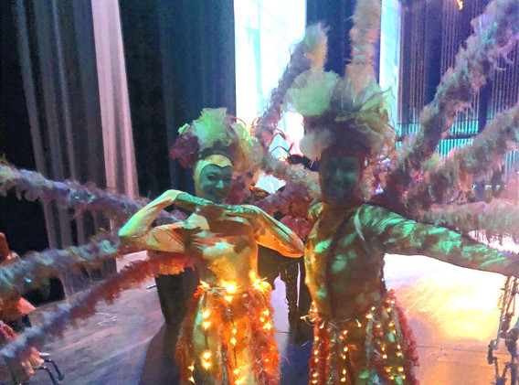 Ensemble Dancer, The Little Mermaid