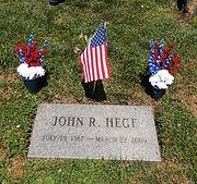 John R. Hege
