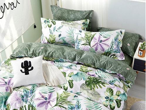 Κουβερλί Cosy Tropical Plants