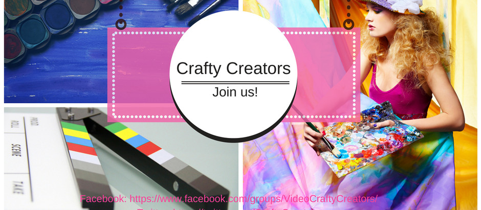 Welcome to Crafty Creators!