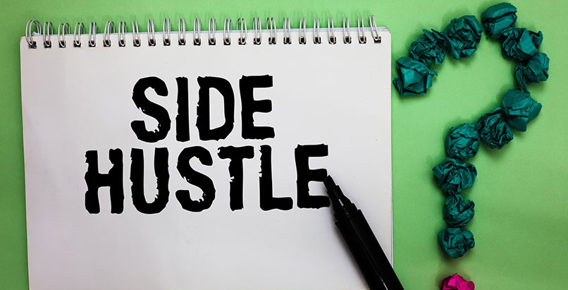 10 Side Hustles for Crafty Creators