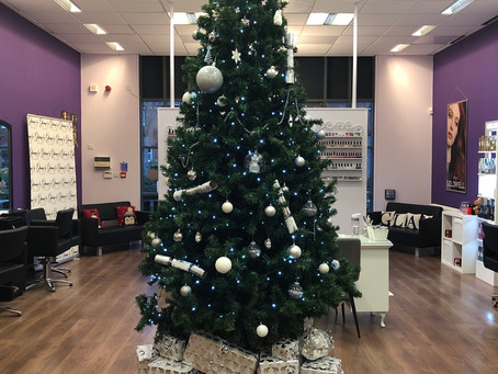 Christmas at GlamouriZe