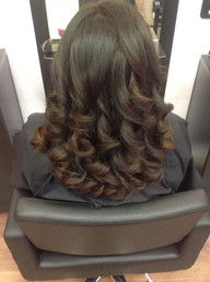 Brush Curly Blowdry