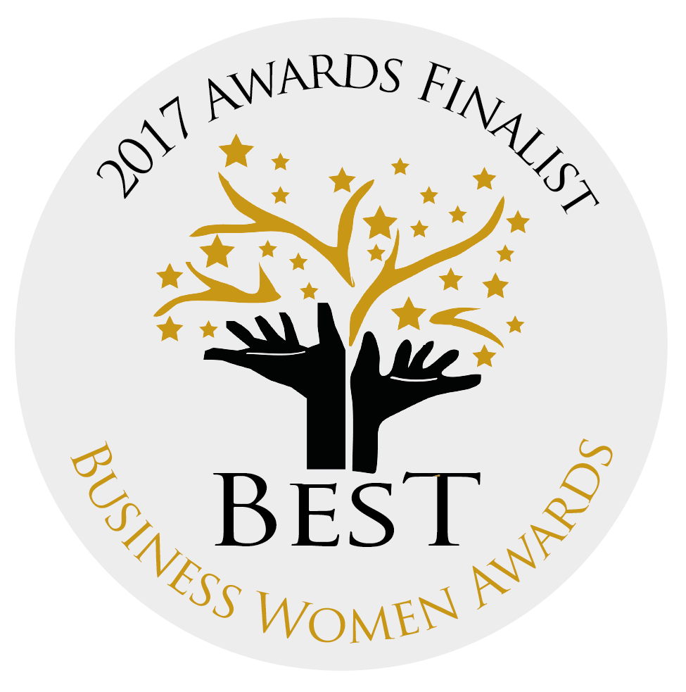 Best Business Women Awards finalist 2017