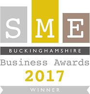 SME Buckinghamshire Business Award_Winne